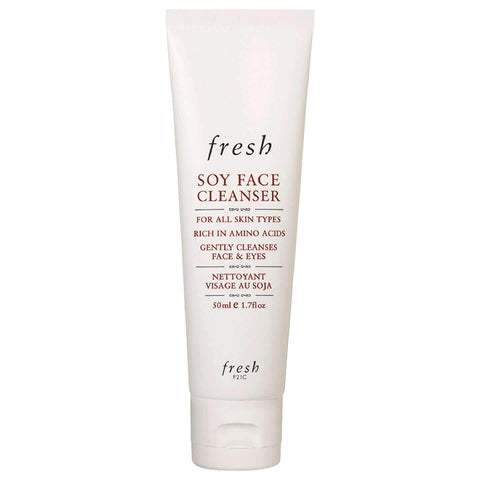 Fresh Soy Face Cleanser To Go | 50ml, Skin Care, London Loves Beauty