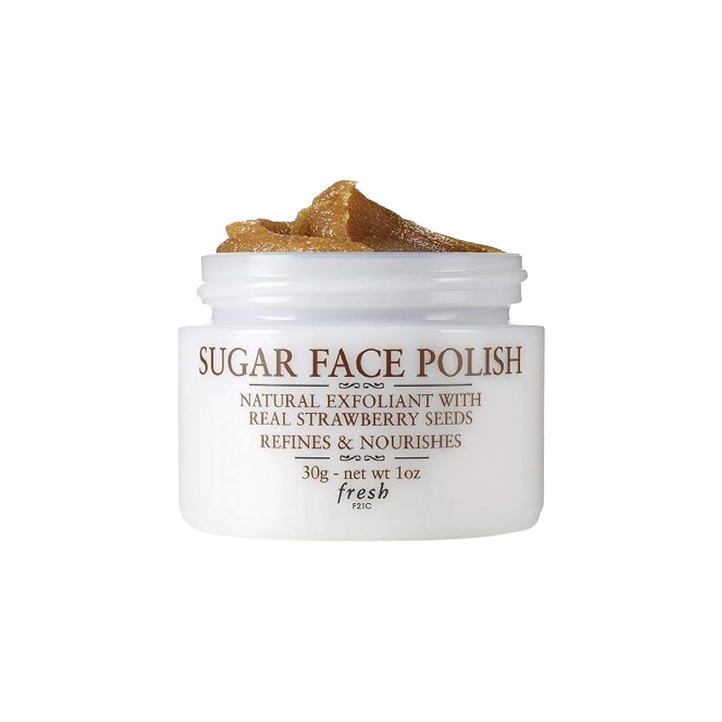 Fresh Sugar Face Polish To Go, 30g, skin care, London Loves Beauty