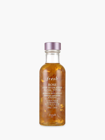 Fresh Rose Deep Hydration Facial Toner | 100ml, toner, London Loves Beauty