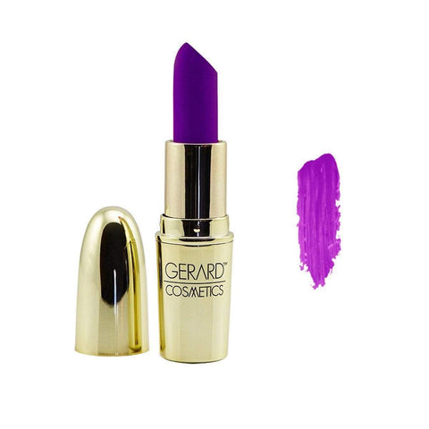 Gerard Cosmetics Lipstick - Grape Soda 4g, lipstick, London Loves Beauty