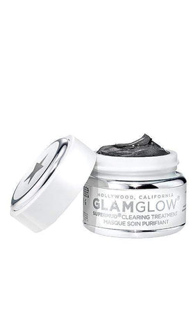 Glamglow Supermud Clearing Treatment, 1.7 oz / 50.3 ml, Face Masks, London Loves Beauty