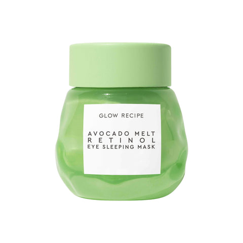 Glow Recipe eye mask GLOW RECIPE Avocado Melt Retinol Eye Sleeping Mask, 15mL