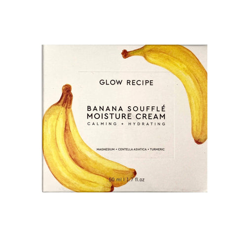 Glow Recipe eye mask GLOW RECIPE Banana Soufflé Moisture Cream