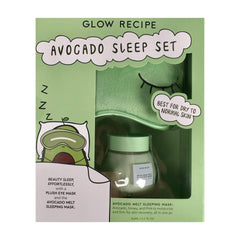 Glow Recipe Face Masks GLOW RECIPE Avocado Sleep Set - Limited Edition