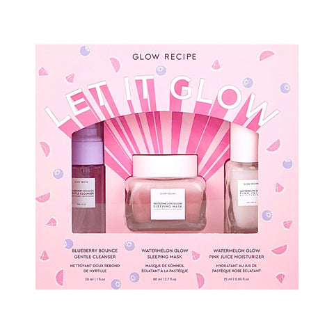 Glow Recipe Skin Care GLOW RECIPE Let It Glow Set