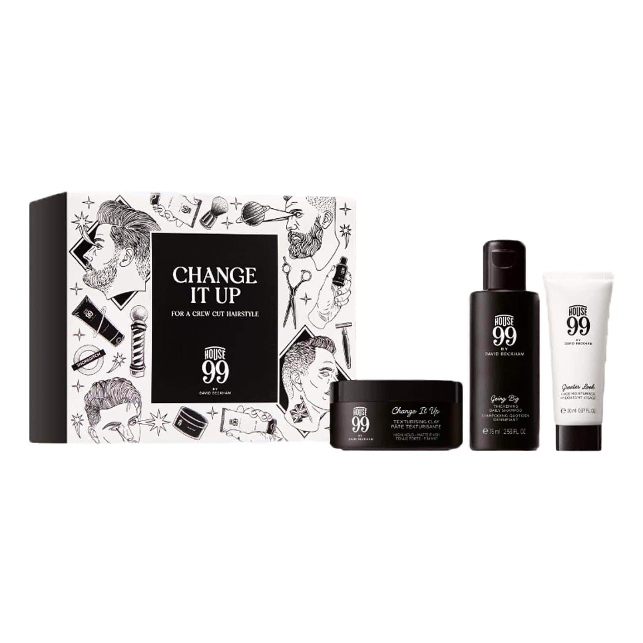 House 99 Change It Up Kit, Face set, London Loves Beauty