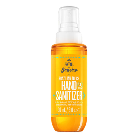 SOL DE JANEIRO Brazilian Touch Hand Sanitizer Spray, 90 ml, Hand Sanitizer, London Loves Beauty