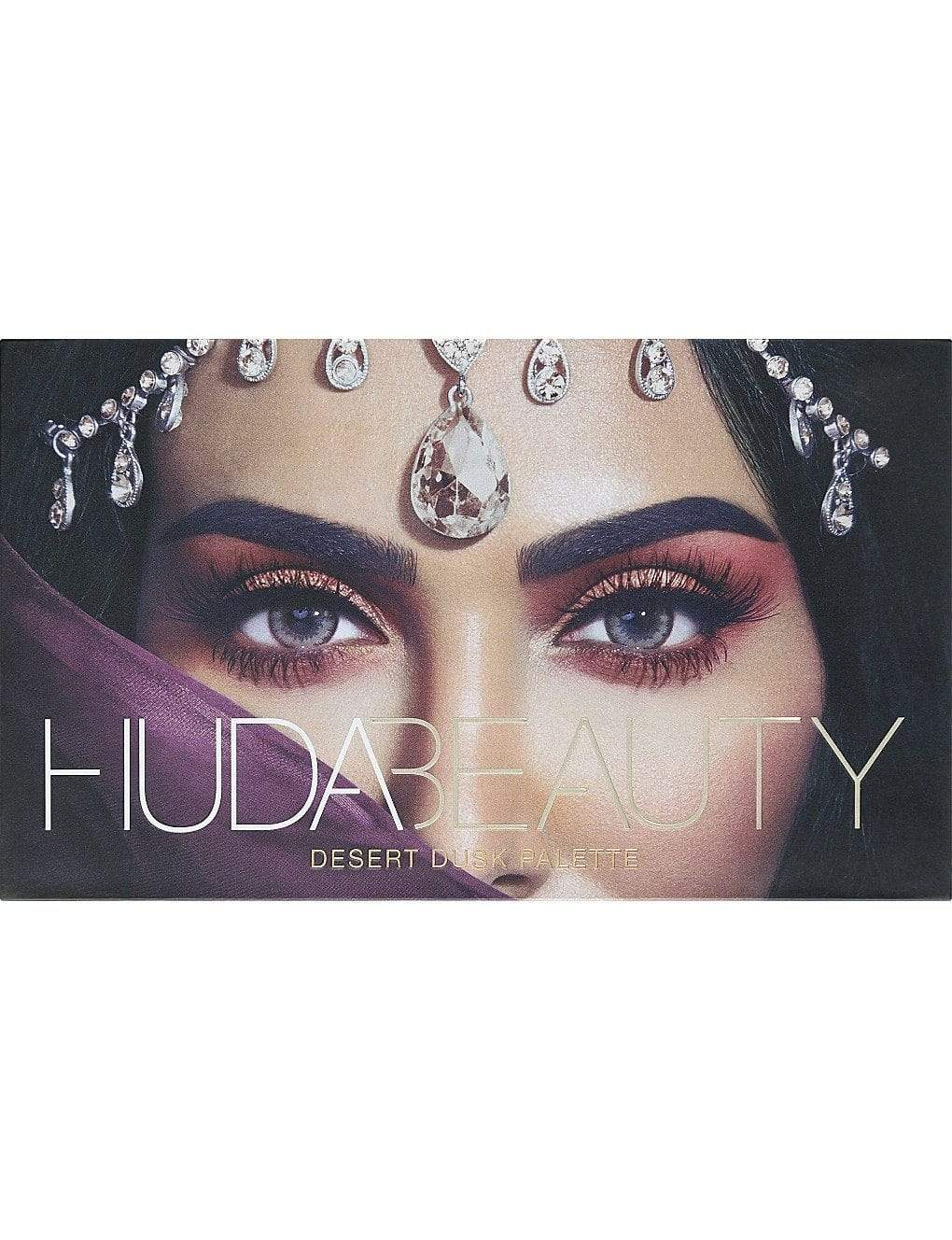 Huda Beauty Desert Dusk Eyeshadow Palette, Eyeshadow, London Loves Beauty