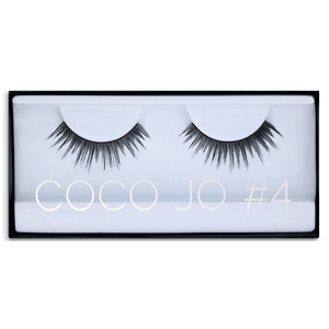 HUDA BEAUTY Classic Lash Coco Jo #4, False eyelashes, London Loves Beauty