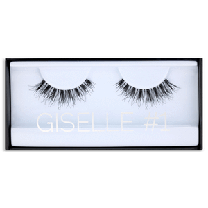 HUDA BEAUTY Classic Lash Giselle #1, False eyelashes, London Loves Beauty