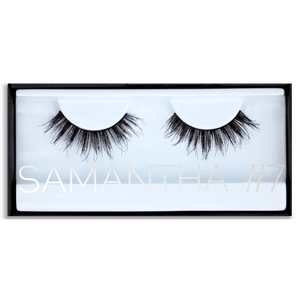 HUDA BEAUTY Classic Lash Samantha #7, False eyelashes, London Loves Beauty