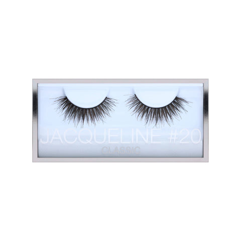 HUDA BEAUTY Jacqueline Classic lashes #20, False eyelashes, London Loves Beauty