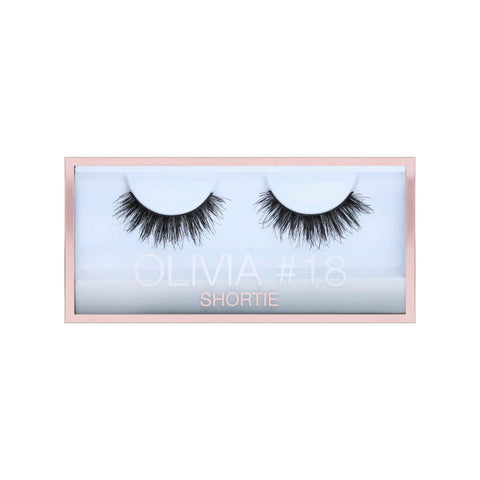 Huda Beauty False eyelashes HUDA BEAUTY Olivia Shortie Lashes #18