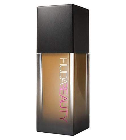 Huda Beauty Foundation: Macchiato, Makeup, London Loves Beauty