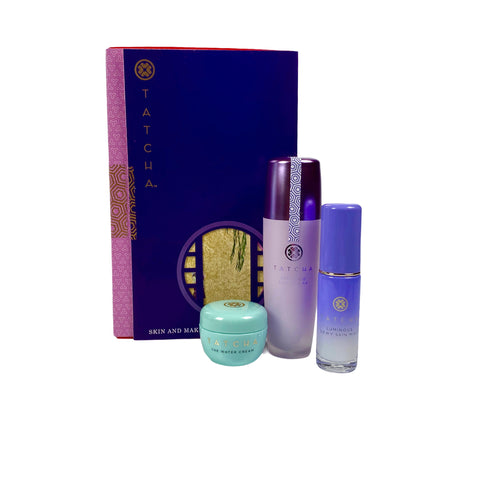 TATCHA Skin & Makeup Essentials - Christmas 2020 Limited Edition