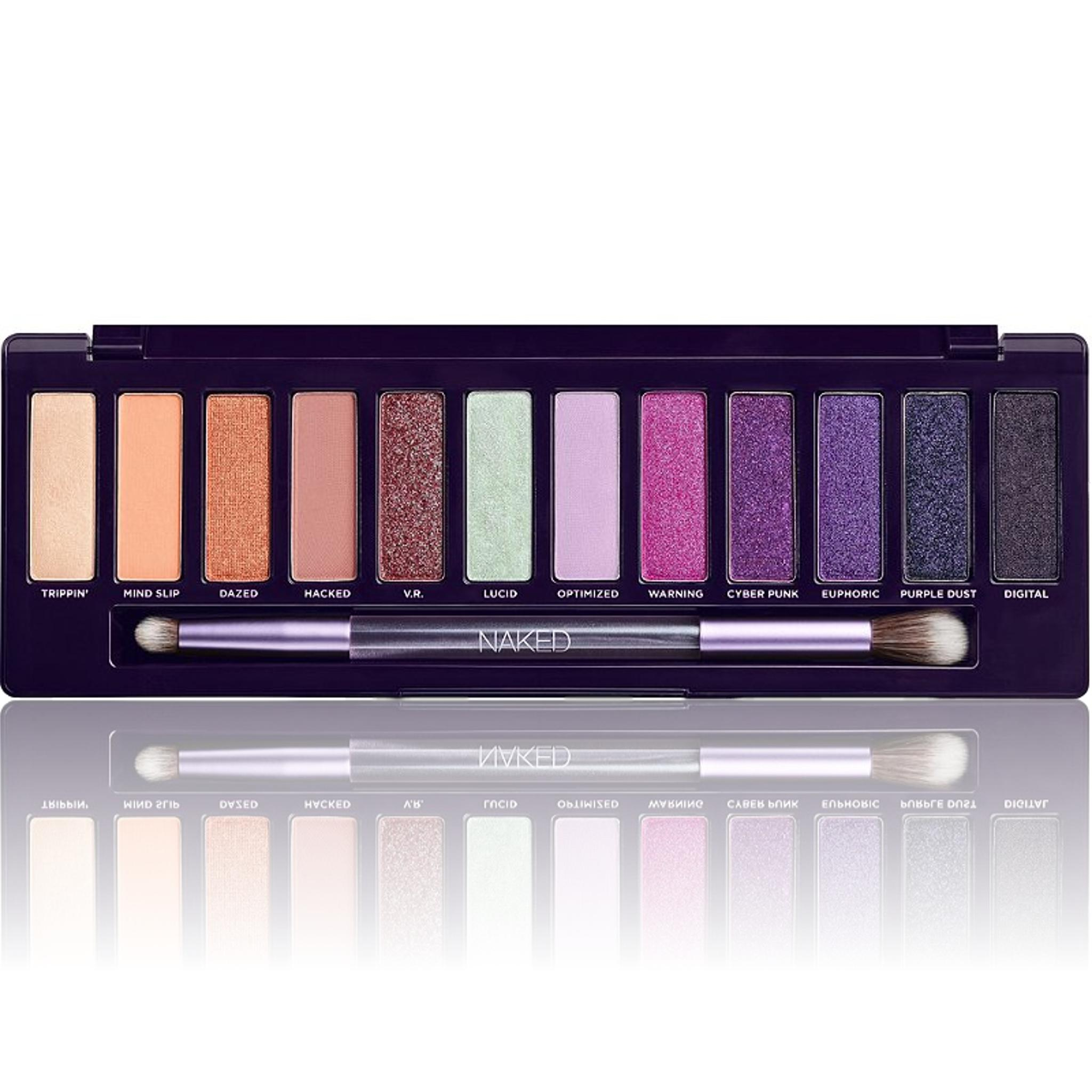 Urban Decay Naked Ultra Violet Palette, eyeshadow palette, London Loves Beauty
