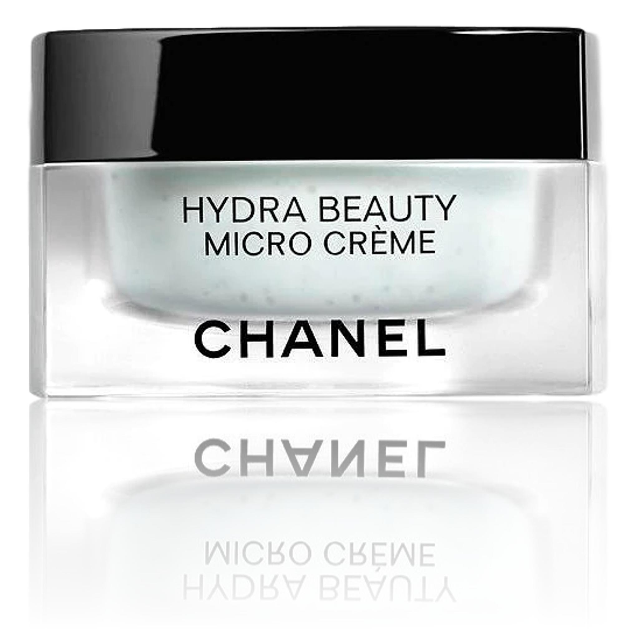 CHANEL Hydra Beauty Micro Crème Fortifying Replenishing Hydration, Skin Care, London Loves Beauty
