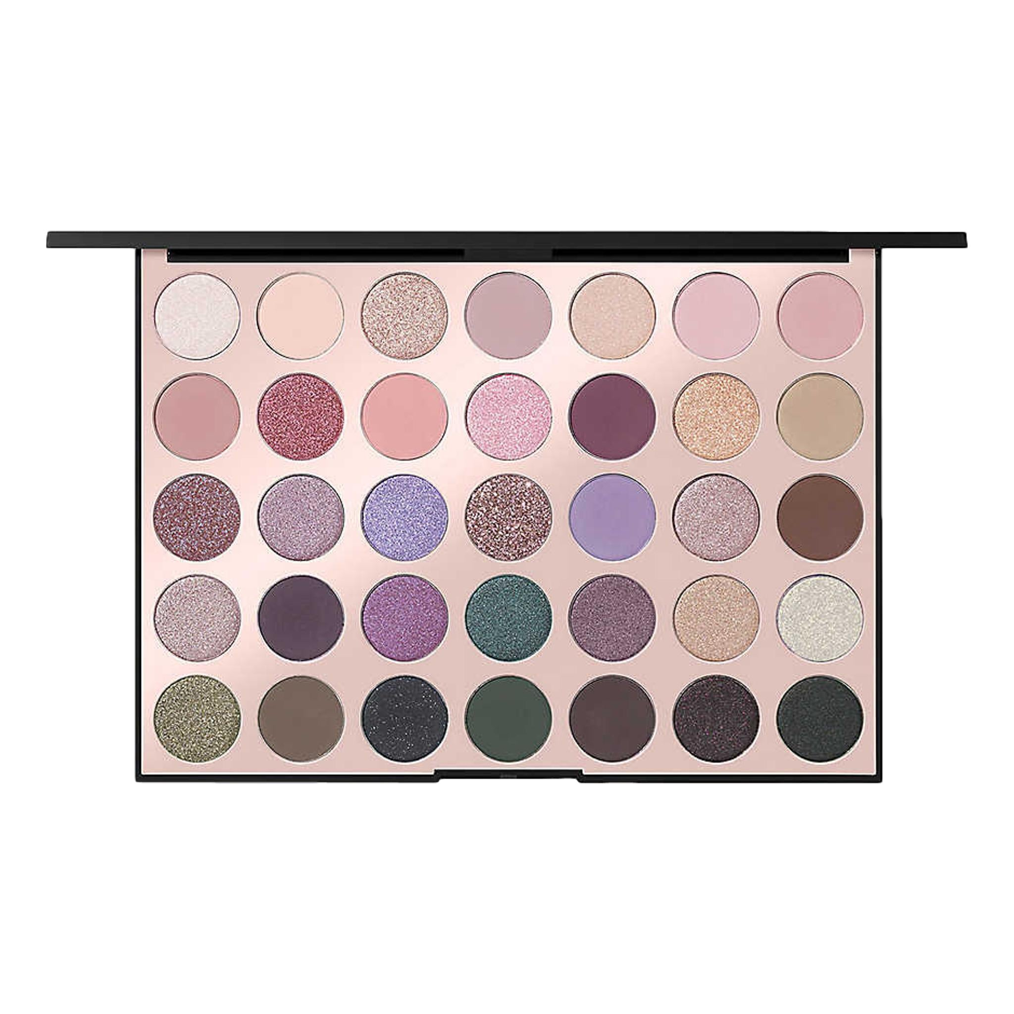 Morphe Everyday Chic Artistry Eyeshadow Palette, 56.2g, eyeshadow palette, London Loves Beauty