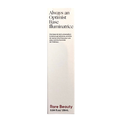 Rare Beauty by Selena Gomez Always An Optimist Illuminating Primer, Primer, London Loves Beauty
