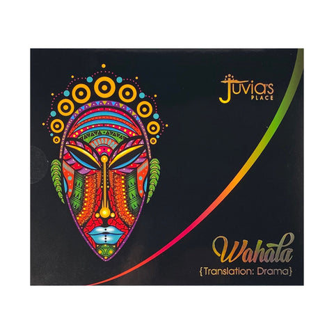 JUVIA'S PLACE The Wahala Palette - Limited Edition, Eyeshadow, London Loves Beauty