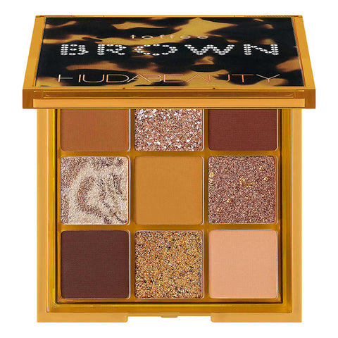 Huda Beauty Brown Obsessions eyeshadow palette, 7.5g