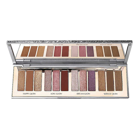 Charlotte Tilbury Instant Eye Palette Bejewelled Eyes to Hypnotise eyeshadow palette, eyeshadow palette, London Loves Beauty