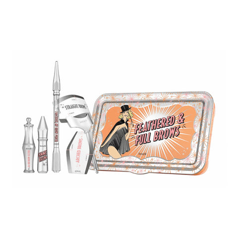 BENEFIT Feathered & Full Brow Kit No3 - Medium