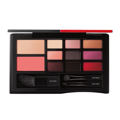 SHISEIDO GINZA TOKYO Light As Air Palette, eyeshadow palette, London Loves Beauty