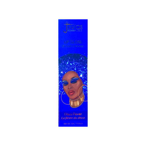 JUVIA'S PLACE Disco Fever Gloss, 5mL (1 per customer)