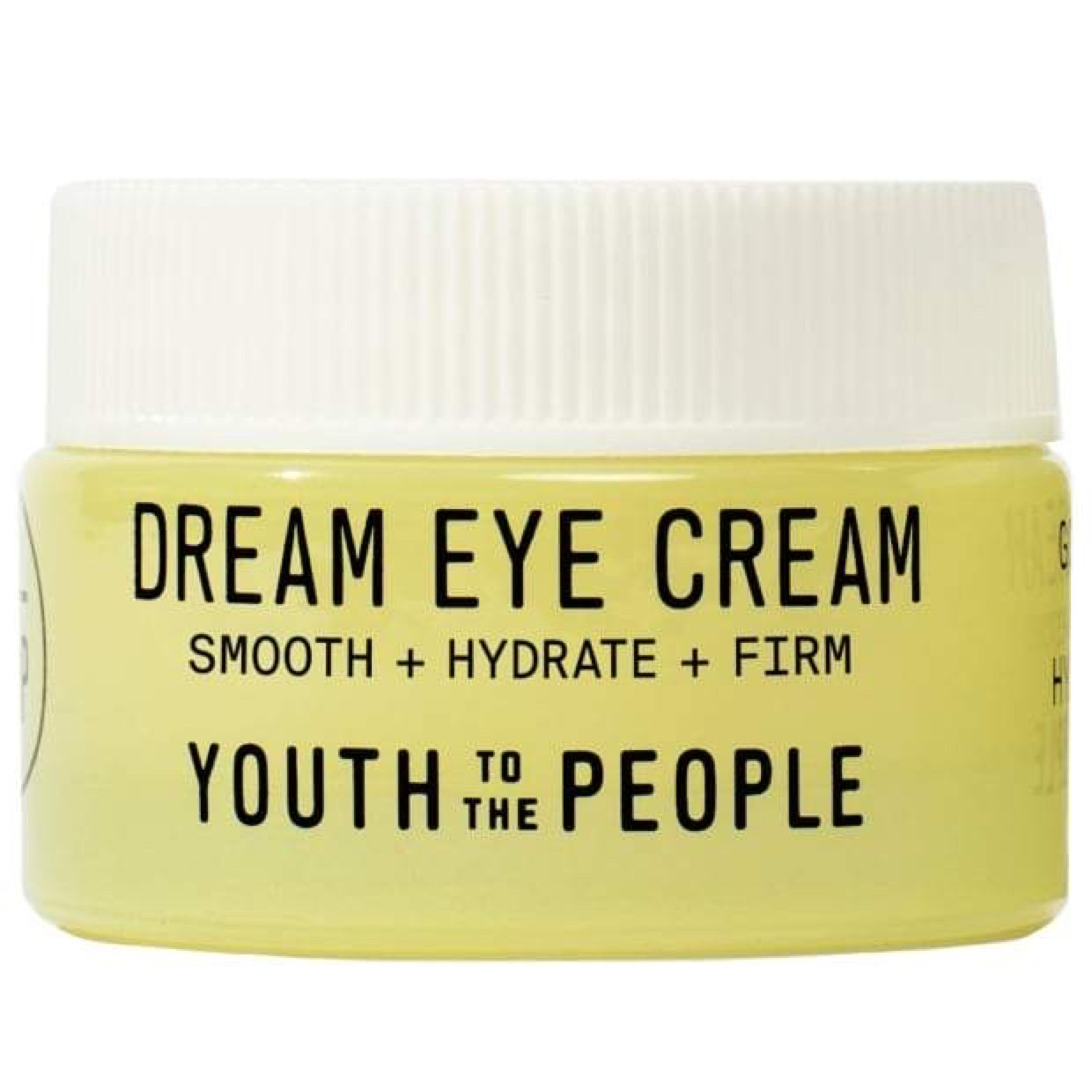 YOUTH TO THE PEOPLE Dream Eye Cream with Goji Stem Cell and Ceramides, 15ml, Eye Cream, London Loves Beauty