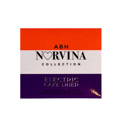 Anastasia Beverly Hills Norvina Electric Cake Liners, eyeliner, London Loves Beauty