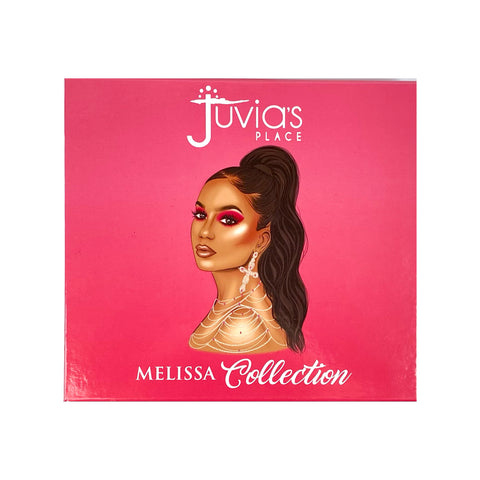 JUVIA'S PLACE Melissa Collection - Palette and Gloss