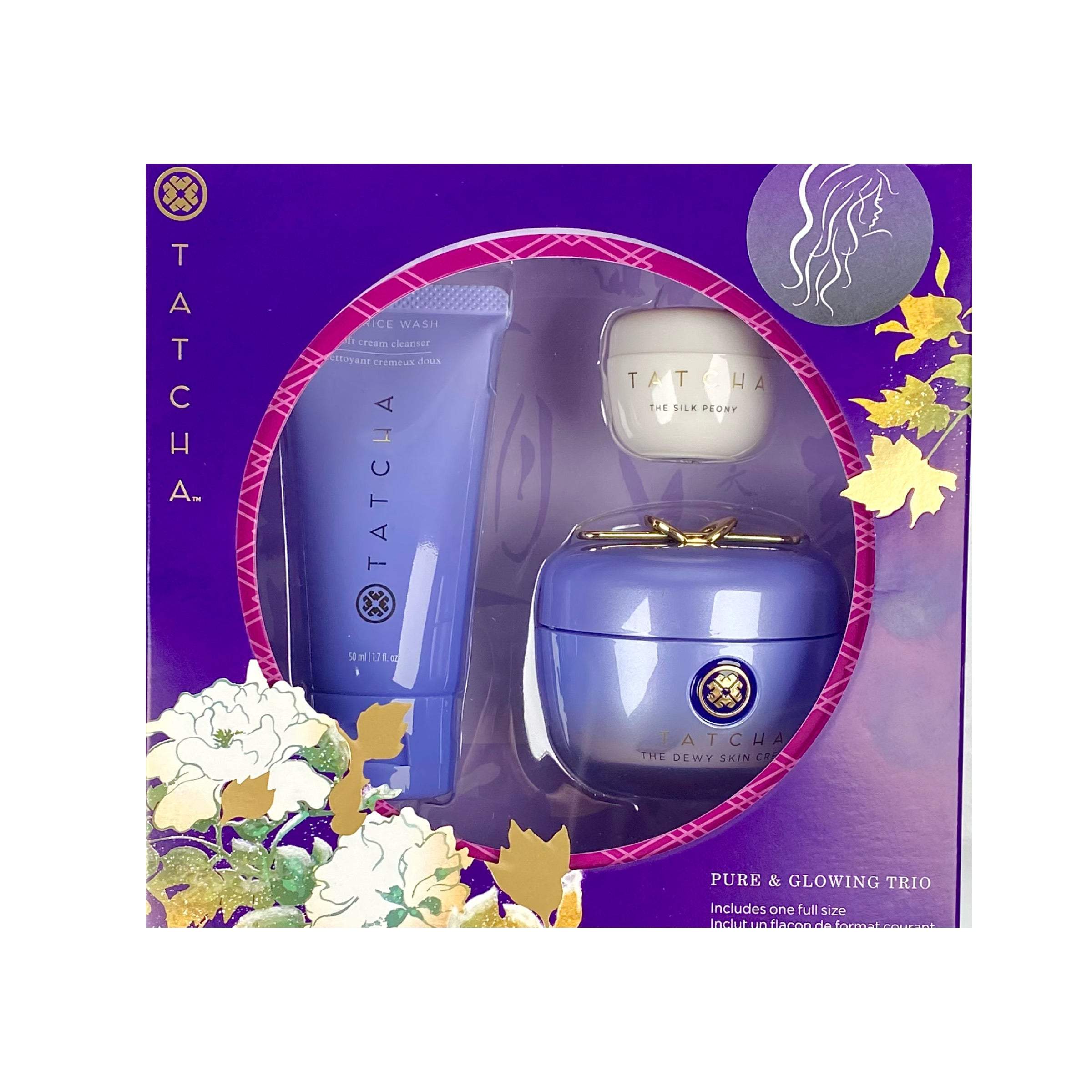 TATCHA Pure & Glowing Trio - Limited Edition, Gift Sets, London Loves Beauty