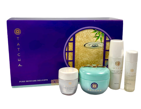 TATCHA Pure Skincare Delights - Christmas 2020 Limited Edition