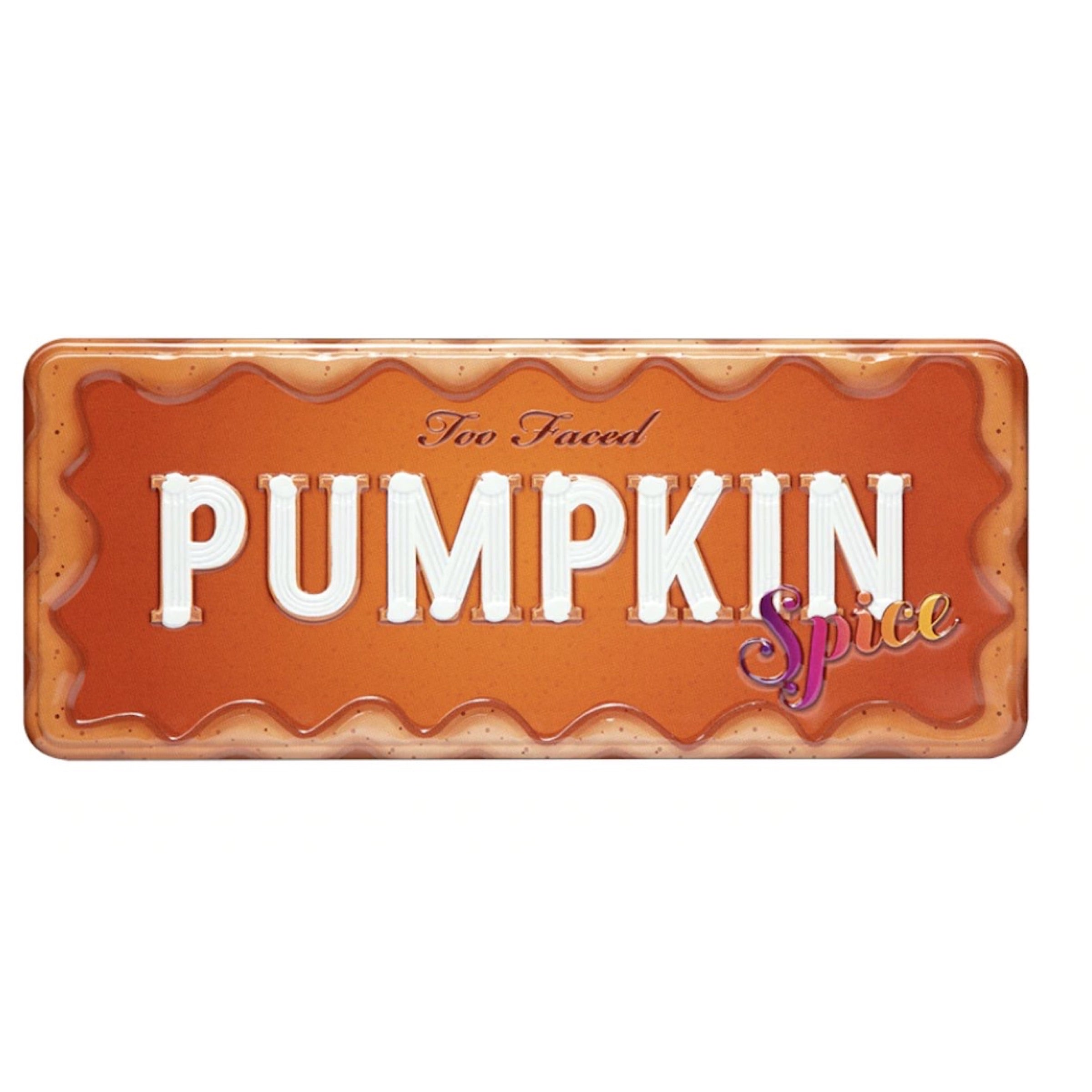 TOO FACED Pumpkin Spice Eyeshadow Palette, Eyeshadow, London Loves Beauty
