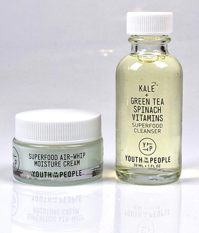 YOUTH TO THE PEOPLE Superfood Duo Cleanser + Moisturizer