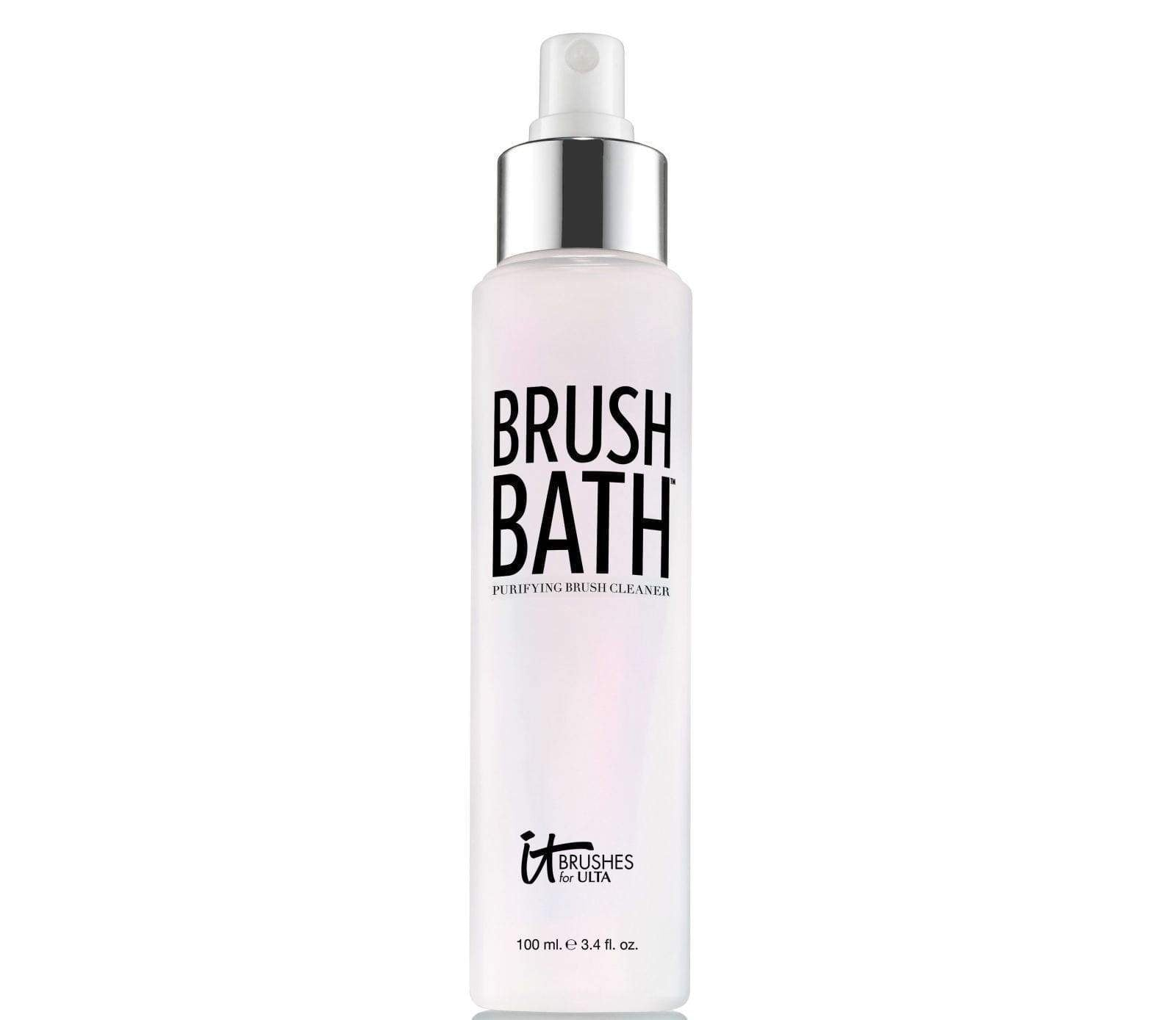 It Cosmetics Brush Bath Purifying Instant Brush Cleaner, brush cleaner, London Loves Beauty