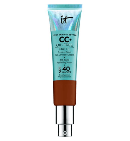 IT Cosmetics CC cream IT Cosmetics Your Skin But Better CC+ Oil-Free Matte with SPF 40 - Deep