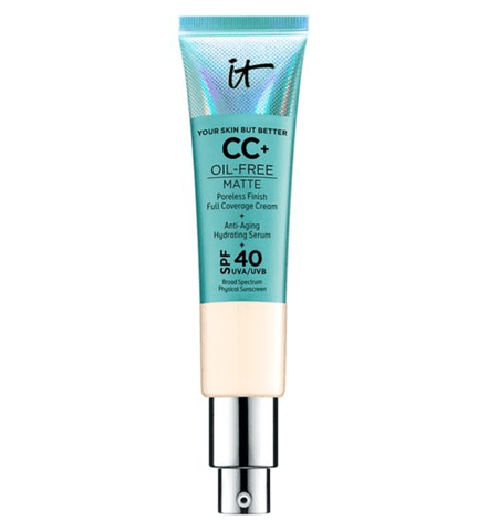 IT Cosmetics CC cream IT Cosmetics Your Skin But Better CC+ Oil-Free Matte with SPF 40 - Fair