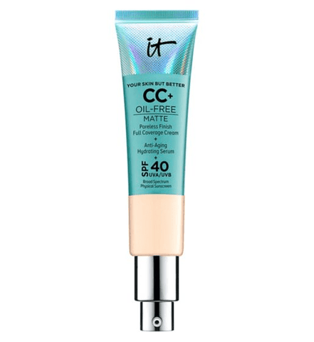 IT Cosmetics CC cream IT Cosmetics Your Skin But Better CC+ Oil-Free Matte with SPF 40 - Light