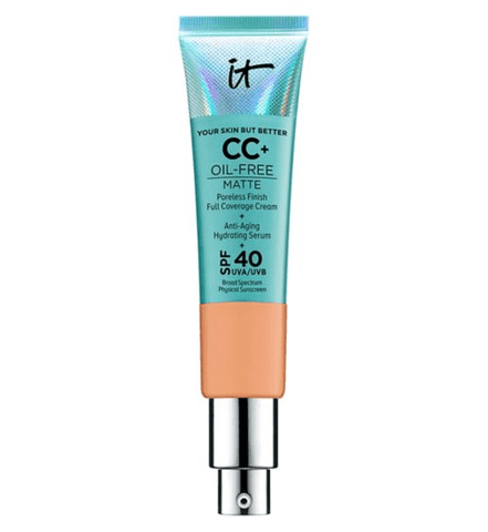 IT Cosmetics CC cream IT Cosmetics Your Skin But Better CC+ Oil-Free Matte with SPF 40 - Neutral Tan