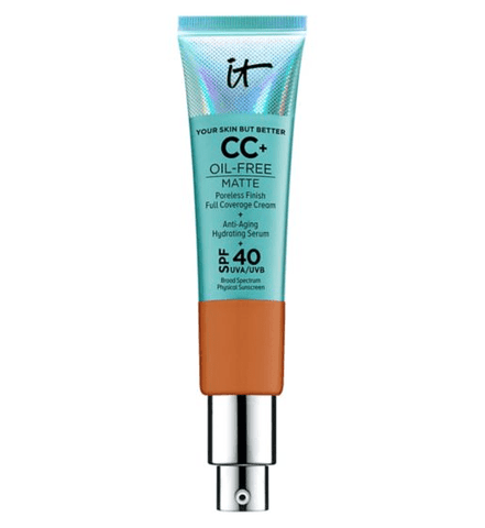 IT Cosmetics CC cream IT Cosmetics Your Skin But Better CC+ Oil-Free Matte with SPF 40 - Rich