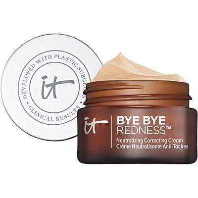 IT Cosmetics  Bye Bye Redness Correcting Crème - Neautral beige, Concealer, London Loves Beauty