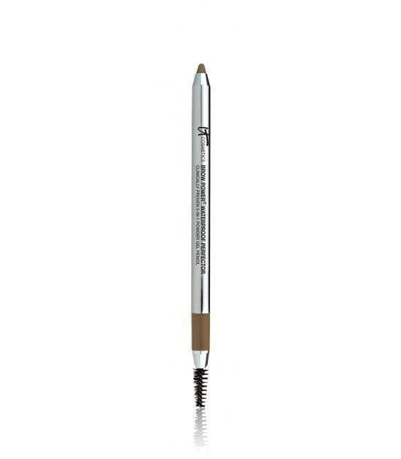 IT Cosmetics Eyebrows It Cosmetics Brow Perfector 5 in 1 Power Gel Pencil - Universal Taupe