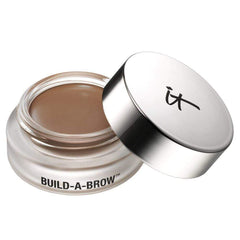 IT Cosmetics Eyebrows It Cosmetics Build A Brow Waterproof 5 in 1 Micro-Fiber Creme Stain: Universal Taupe