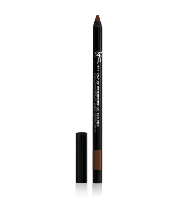 It Cosmetics No-Tug Waterproof Gel Eye Liner - Brown, eyeliner, London Loves Beauty