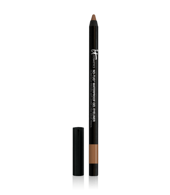 It Cosmetics No-Tug Waterproof Gel Eye Liner - Copper, eyeliner, London Loves Beauty