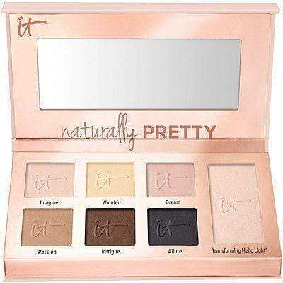 It Cosmetics Naturally Pretty Essentials Matte Luxe Transforming Eyeshadow Palette, eyeshadow palette, London Loves Beauty