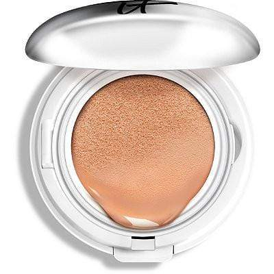 IT Cosmetics foundation It Cosmetics CC+ Veil Beauty Fluid Foundation SPF 50: Tan