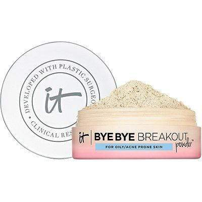 It Cosmetics Bye Bye Breakout Powder: Clear, Makeup, London Loves Beauty
